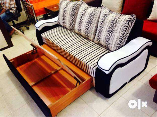 sofa cum bed by iris furniture