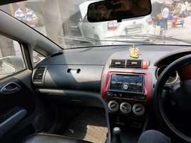 Honda city zx cng in good condition