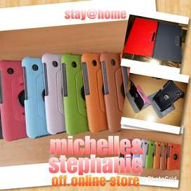 M&S ACCYUANINDA220 - 2020 PROMO cover book rotary samsung tab 2 P3100