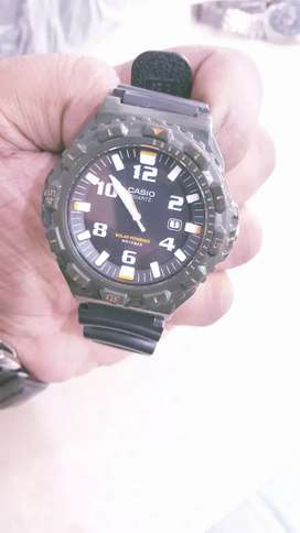 Casio Solar Army Watch