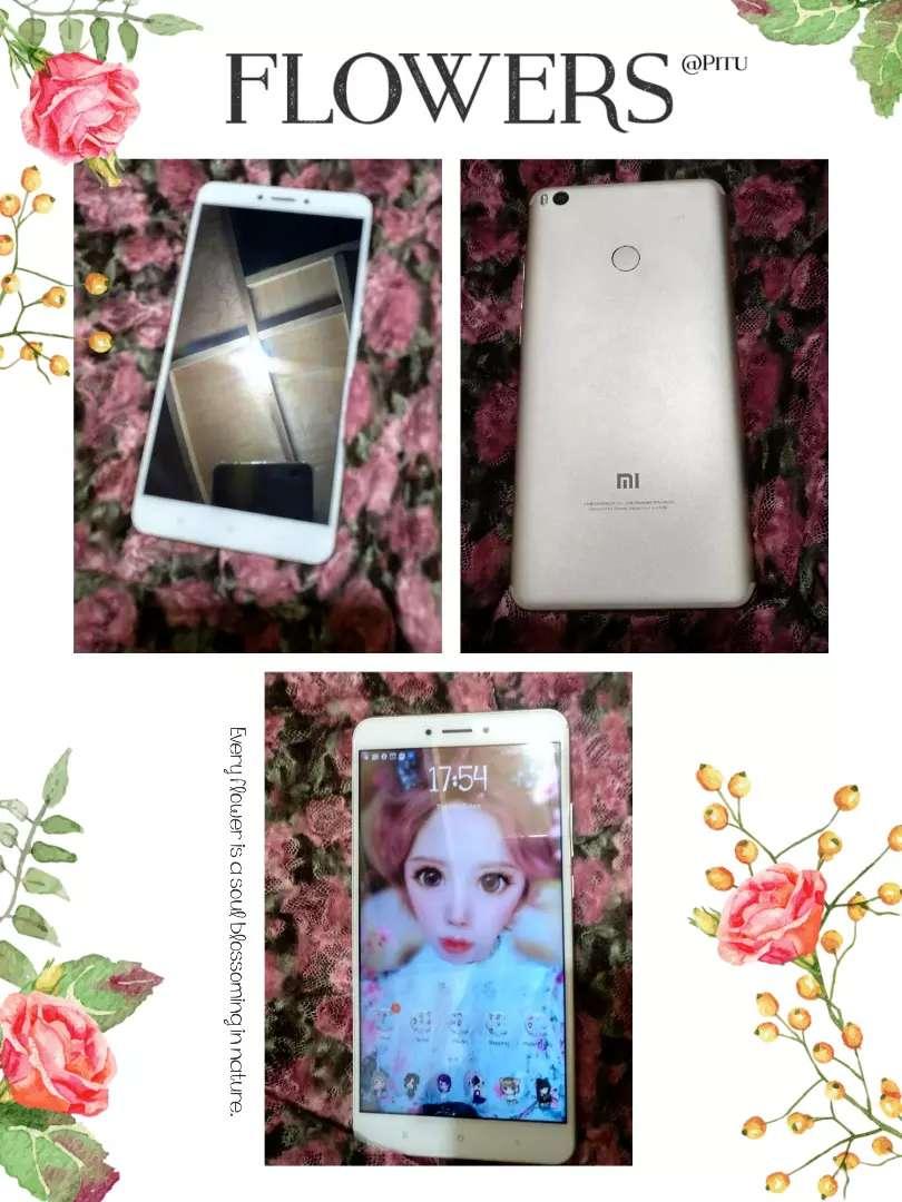 Xiaomi Mi Max 2 RAM 4/64 Mulus Free softcase 10pcs 0