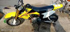 Suzuki  sports bike 50cc japane