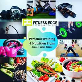 Fitness Edge Personal Training !