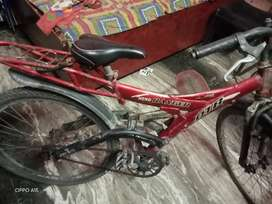 Old cycle But working condition