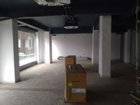A 2000sq.ft commercial space is available for rent at ashok nagar