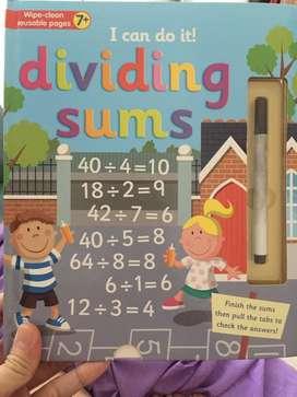 Buku pembagian anak2