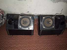 Sony woofer 4 inches with sound box