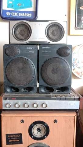 Amplifier Aux Philips