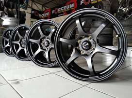 velg second racing SSR ring 16