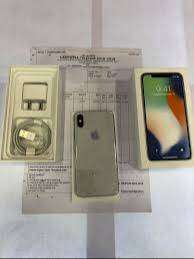 apple iphone x 256gb smart phone all new good condition