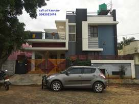 1year old 3-BHK North Facing house for sale in Iswarya nagar,vadavalli