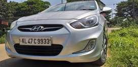 Hyundai Verna 1.6 SX VTVT Automatic, 2013, Diesel