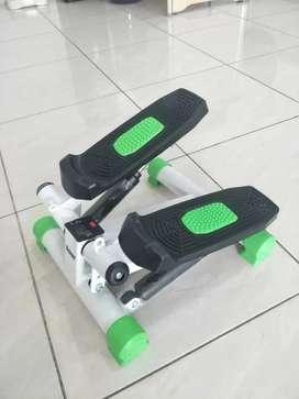 New stepper efisien alat olah raga