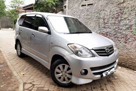 Toyota avanza S manual 2010