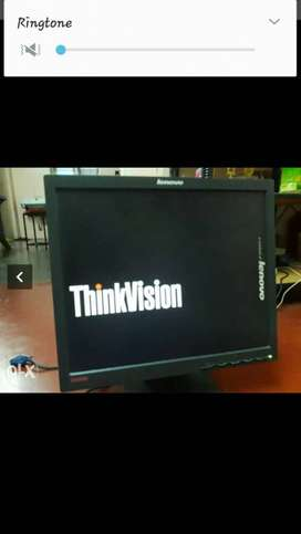 Lenovo think vision monitor only 3000