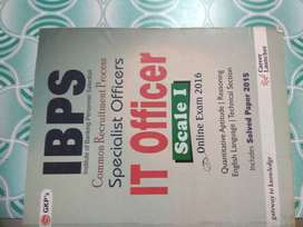 IBPS Specialist Officer Scale 1 Solved Papers Book By Career Launucher