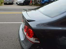 Honda civic lip spoiler