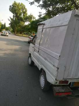 Pickup Loading suzuki