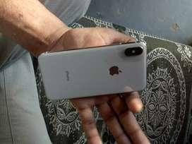 I phone x   good condition