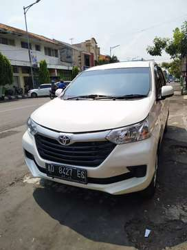 Grand New Avanza 2018 manual seperti baru