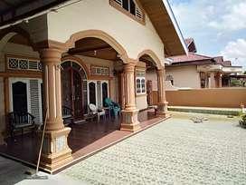 Dijual Rumah di Jl Kasa / Sudirman Pekanbaru