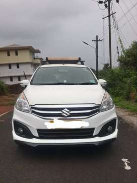 Maruti Suzuki Ertiga 2017 Petrol Well Maintained