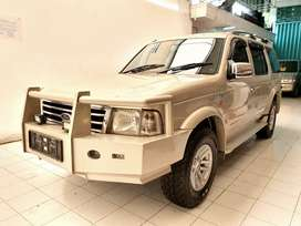 Everest TURBO Diesel 2006 ISTIMEWA Pjk Baru BsTT Panther LS 2005/2007