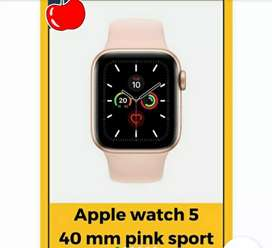 Apple watch 5 40 mm pink sport