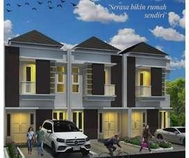 Promo ! Rumah mewah,murah,strategis di Tangsel akses Medang Lestari