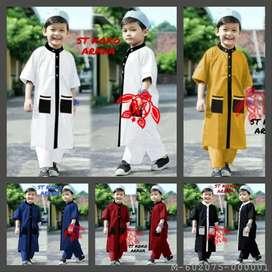 SET muslim anak laki-laki