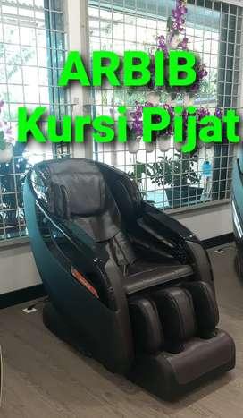 Kursi pijat smart 3dimensi fitur canggih banyak manfaat