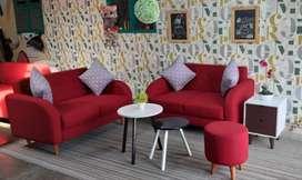 Sofa modern 221 puff