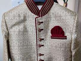 Manyavar Sherwani - One time used, very good condition