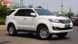 Toyota Grand Fortuner Diesel 2.5 VNT AT THN 2014 Perfect