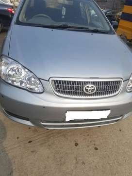 Get Corolla Gli on easy installments