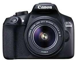 RENT Canon EOS 1300D Camera