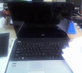Dijual cepat laptop tipe E1-421 unit siap pakai