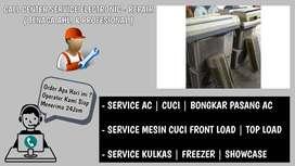 Service AC KULKAS dan SERVIS Mesin cuci Sukolilo Surabaya