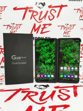 LG G8X THINGQ [DUAL SCREEN] 8 DAYS USED FULL KIT WITH BILL