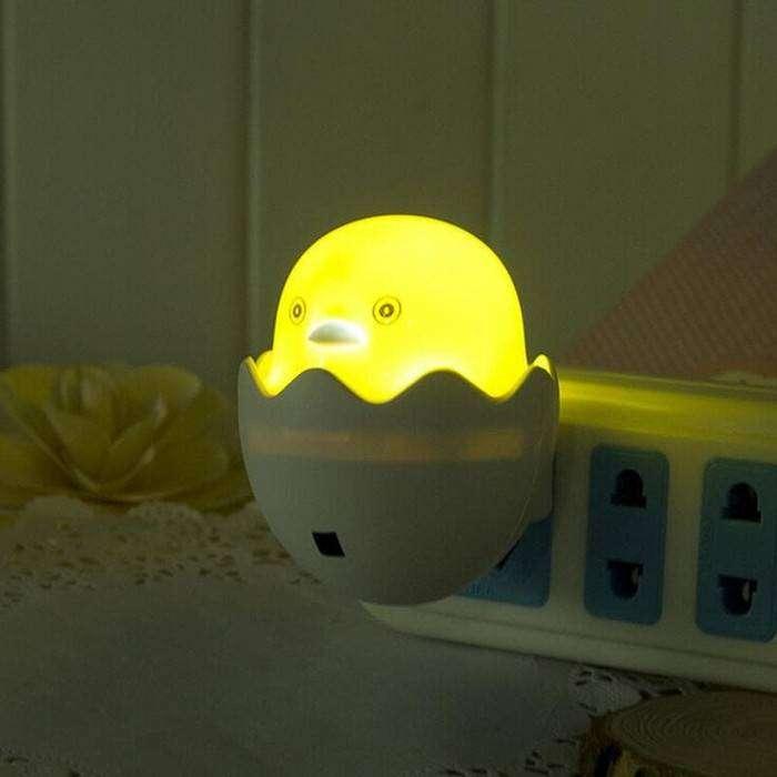 Lampu LED Sensor Deteksi Cahaya Model Chicken 0