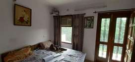 One room have a vacancy of one girl in 3 bhk flat