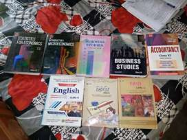 My previous class book class11th commerce next I am entre on class12th