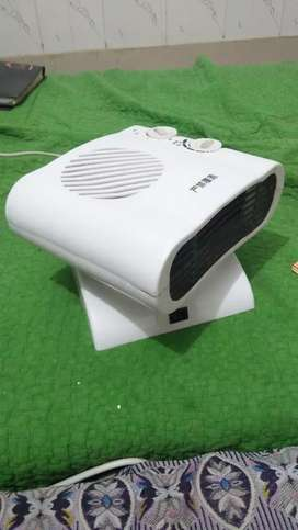 Movable electric heater