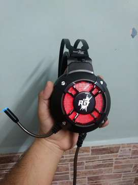 Gaming headset Red Gear Cosmo 7.1