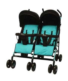 Ginny and Jony Twin pram, Stroller