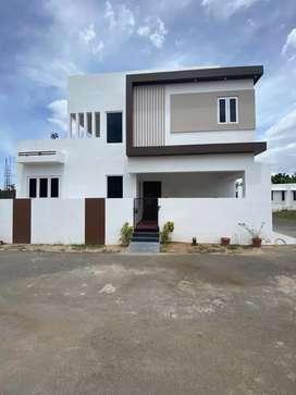 Villas in thudiyalur