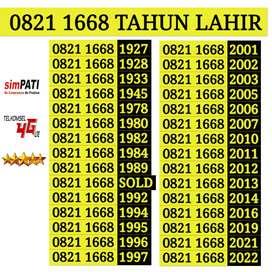 Nomor Cantik SIMPATI 4G LTE Telkomsel Nomer Cantik tahun Lahir Nocan 8