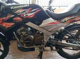 Dijual motor Kawasaki ninja