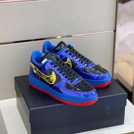 LOUIS VUITTON X NIKE X AIR FORCE 1 SNEAKERS LIMITED EDITION