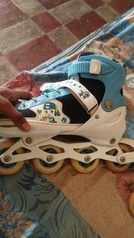 Skating for sell
